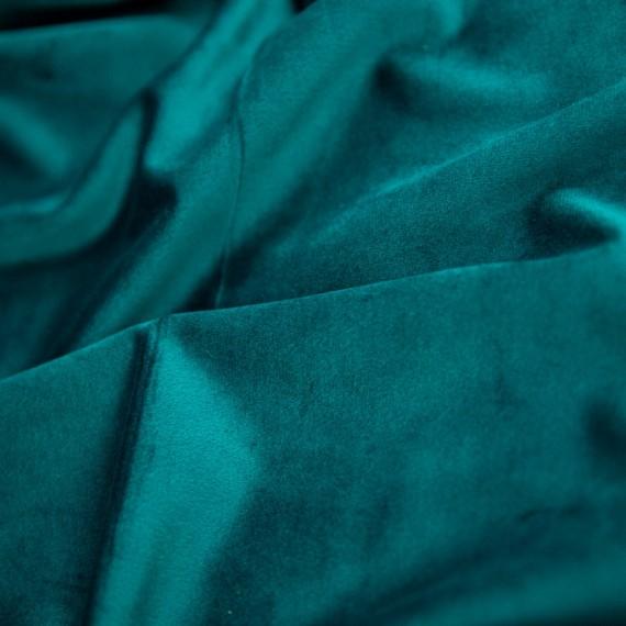 Draperie Velvet Lux, catifea, verde turcoaz