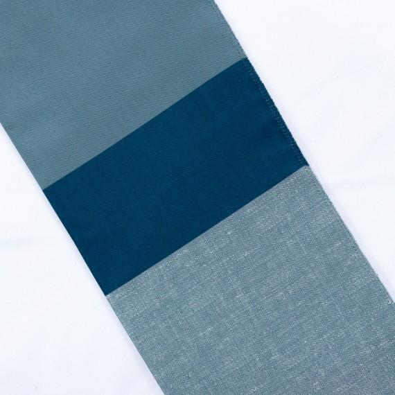 Draperie blackout dungi, albastra